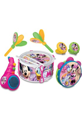 Fen Toys Minnie Mouse Müzik Set