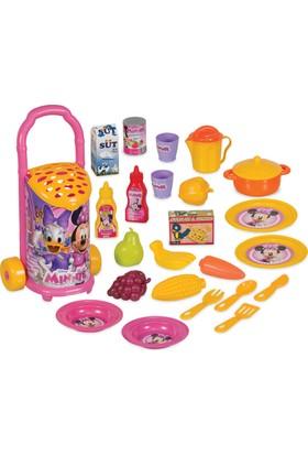 Minnie Mouse Pazar Arabası