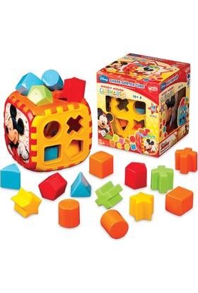 Fen Toys Mickey Mouse Büyük Bultak Küp