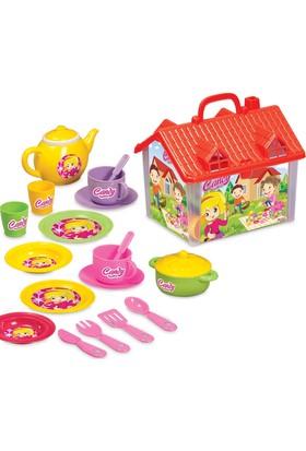 Candy Ev Çay Set (Yeni)