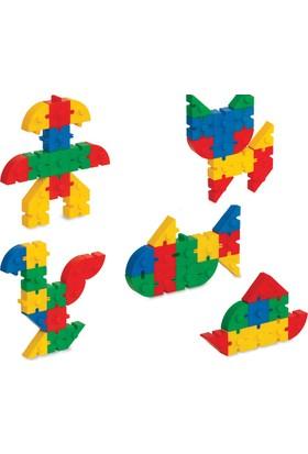 Dede Smart Blocks Küçük Box / 80 Parça