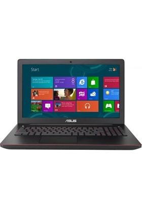 "Yenilenmiş Asus G550JK-CN545H Intel Core i7 4710H 8GB 1TB GTX850M Windows 8.1 15.6"" FHD Taşınabilir Bilgisayar"