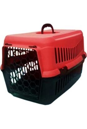 Markapet Ans Kedi Köpek Taşıma Çantası 47X32X32Cm Kırmızı