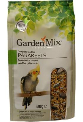 Garden Mix Parekeets Papağan Yemi 500 Gr