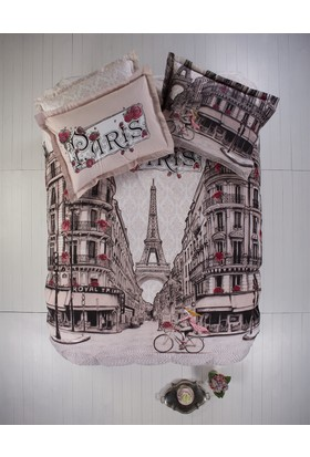 Karaca Home Paris Time Çift Kişilik Complete
