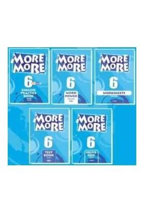 Kurmay Yayınları - 6.Sınıf More And More Set