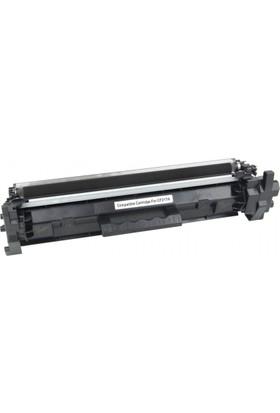 HP CF217A ( 17A ) Çipli Muadil Toner 1.Kalite