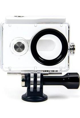 Xiaomi Yi Aksiyon Kamera Gp250 30 Metre Su Geçirmez Muhafaza Kılıf Waterproof Housing Siyah (Muadil)