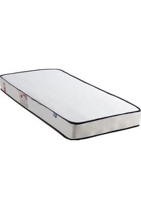 Derman Yatak Tek Kişilik Eko line Ortopedik Yaylı Yatak 90x190 cm.