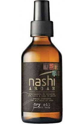 Nashi Argan Dry Oil Perfect Body Cilt Bakım Yağı 30 ml