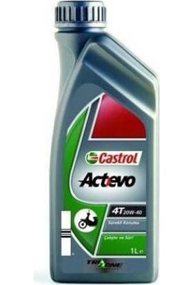 Castrol Actevo 20W -40 Yağ