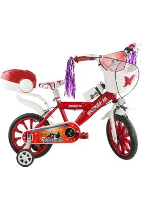 Forza 15'' Çocuk Bisikleti Kırmızı