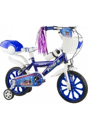 Forza 15'' Çocuk Bisikleti Mavi