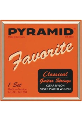 Pyramid Klasik Gitar Teli Pyramid 341200