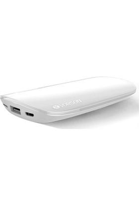 Vorson Shell 2G 6000 mAh Taşınabilir Şarj Cihazı