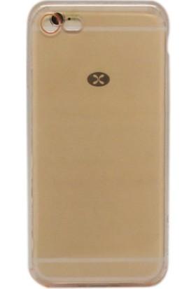 Vorson Apple iPhone 7 TPU Silikon Şeffaf Kılıf
