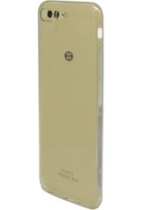 Vorson Apple iPhone 7 Plus TPU Silikon Şeffaf Kılıf