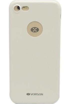 Vorson Apple iPhone 7 Parlak 0.2mm PP Kılıf