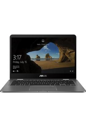 """Asus UX461UN-E1020T Intel Core i7 8550U 8GB 256GB SSD MX150 Windows 10 Home 14"""" FHD Taşınabilir Bilgisayar"""