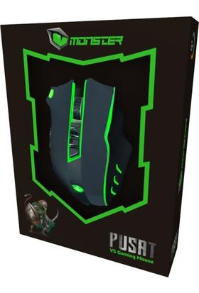 Monster Pusat V5 Oyuncu Mouse