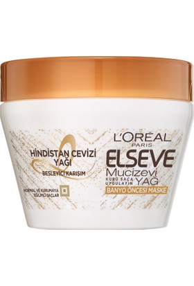 Loreal Paris Elvive Extraordinary Oil Coconut Hair Mask 300 Ml
