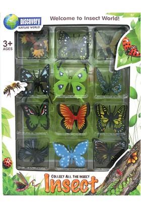 Simba Butterfly Kelebekler 12'li Set B