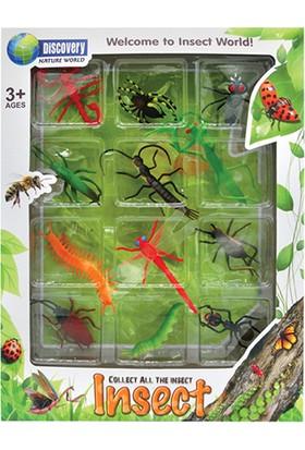 Simba Insect World Böcekler Serisi 12'li Set A