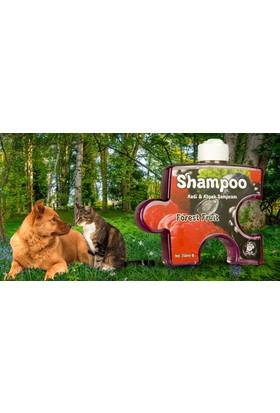 Pet Love Puzzle Kedi Köpek Şampuanı Orman Meyveli 250 Ml