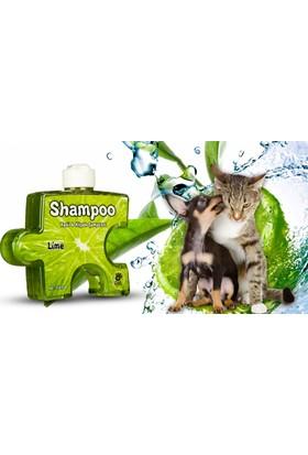Pet Love Puzzle Kedi Köpek Şampuanı Lime 250 Ml