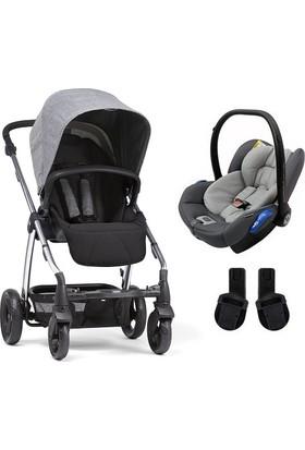 Mamas Papas Sola 2 Travel Sistem Bebek Arabası Grey Marl
