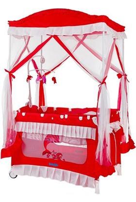 Babylife Bl100 70*110 Oyun Parkı / Kırmızı