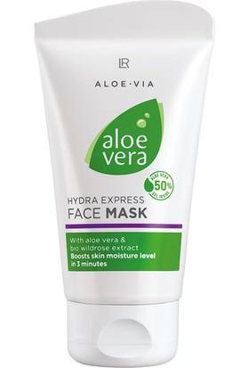 Lr Aloe Vıa Aloe Vera Yüz Maskesi