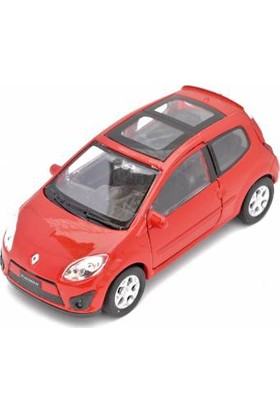 Welly Renault Twingo Metal Maket Model Araba Kırmızı