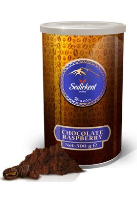Sedirkent Chocolate Raspberry 500 gr Çikolata ve Böğürtlen Şöleni
