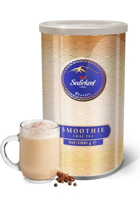 Sedirkent Chai Tea Latte Frappe & Smoothie 1000 gr