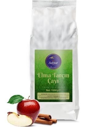 Sedirkent Elma Tarçın Çayı 1000 gr %100 Gerçek Tarçın Kırıntıları ve Elma