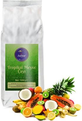 Sedirkent Tropikal Meyveler Çayı 1000 gr %100 Gerçek Tropikal Orman Meyveleri