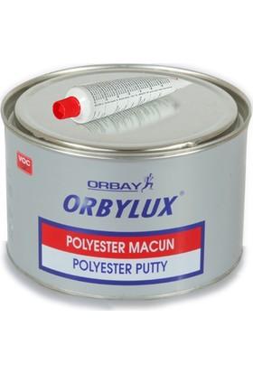 Orbay Orbylux Polyester ( Çelik ) Macun 3/1