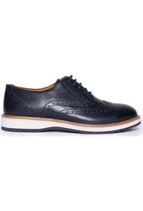 U.S. Polo Assn. Erkek Ayakkabı Lacivert