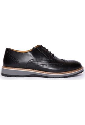 U.S. Polo Assn. Erkek Ayakkabı Siyah