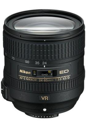 Nikon AF-S NIKKOR 24-85mm f/3.5-4.5G ED VR Objektif