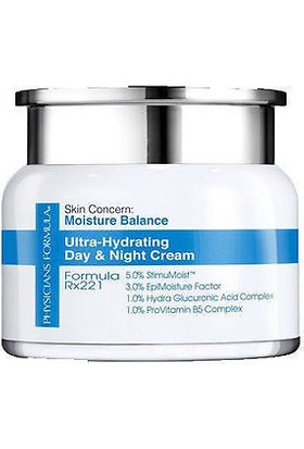 Physicians Formula Ultra Hydrating Day & Night Cream 48 Gr