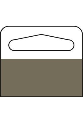 Aso Yapışkanlı Şeffaf Askı Etiketi Çok Güçlü 500 adet HT347HD