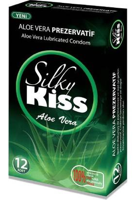 Silky Kiss Aloe Vera Prezervatif