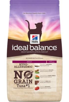 Hills İdeal Balance Tahılsız Ton Balıklı Patatesli Yetişkin Kedi Maması 2 Kg