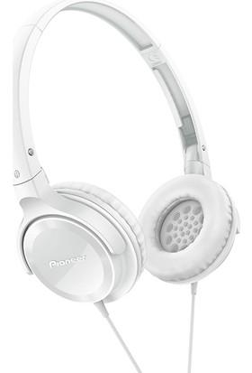 Pioneer SE-MJ502W Beyaz Kulaküstü Kulaklık