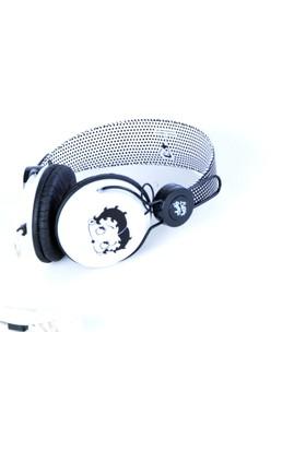 Betty Boop OE Kulaklık Siyah-Beyaz (ZD.4090317)
