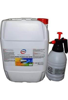 Akbel Klima Temizleme Sıvısı 20 Kg + 2 lt Profesyonel Uygulama Pompası