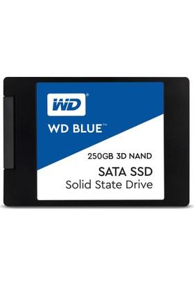 "WD 250GB Sata Blue 2.5"" SSD WES250G2B0A"