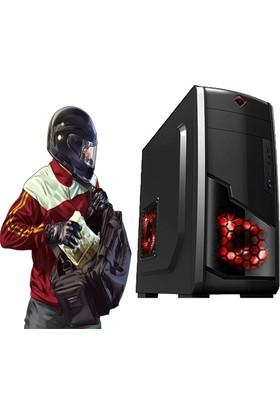 Avantron AMD2202 AMD Ryzen 3 2200G 16GB 1TB + 240GB SSD GTX1050Ti Freedos Masaüstü Bilgisayar